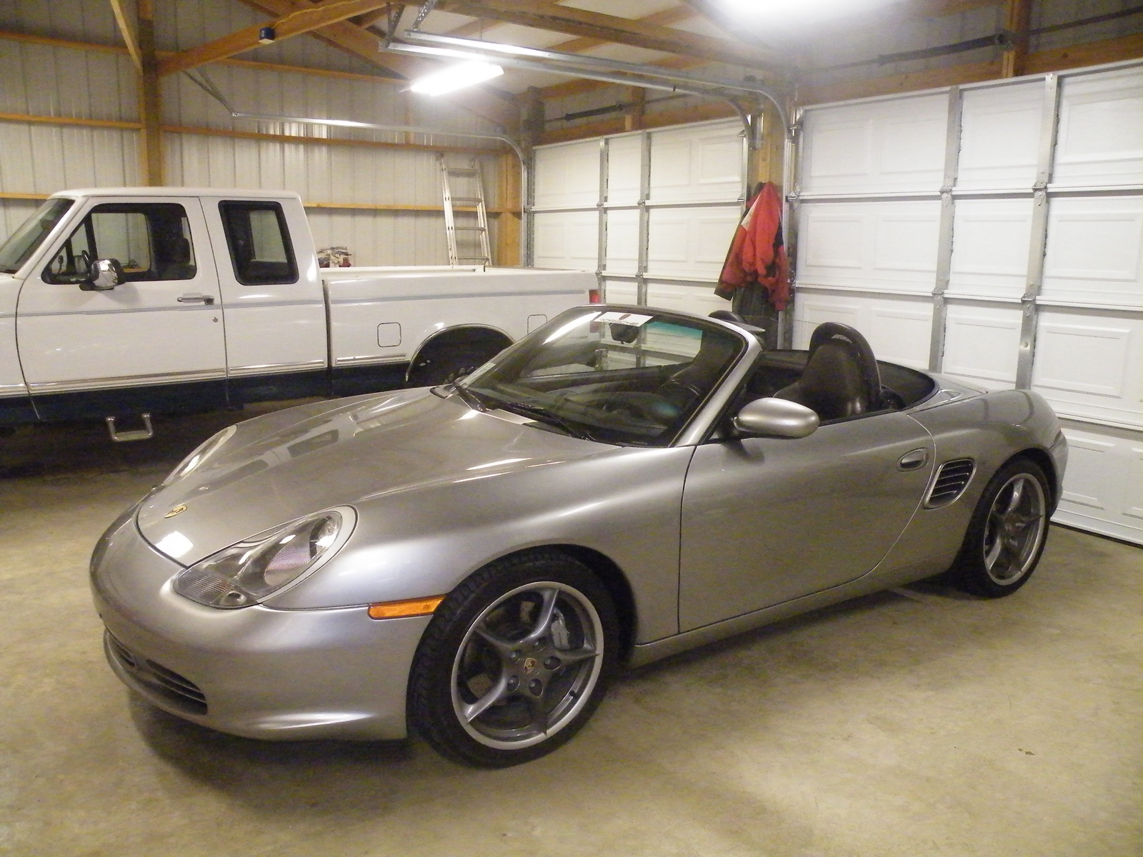 2004 porsche boxster s xxi century cars. Black Bedroom Furniture Sets. Home Design Ideas