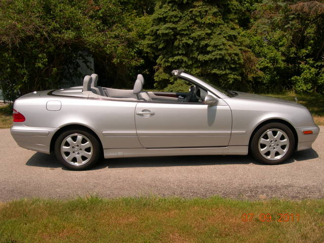 2002 Mercedes Benz Clk320 Review