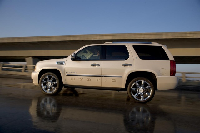 Picture of 2010 Cadillac Escalade Hybrid RWD, exterior, gallery_worthy