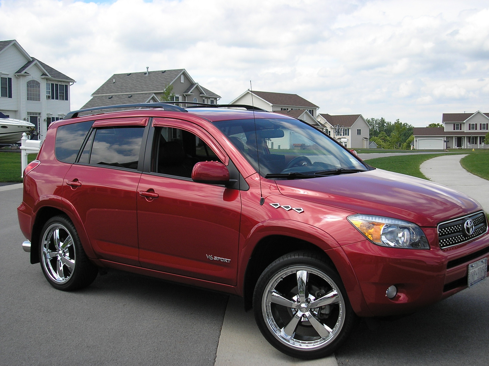 2006 toyota rav4 sport review. Black Bedroom Furniture Sets. Home Design Ideas