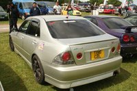 Picture of 1999 Toyota Altezza, exterior, gallery_worthy