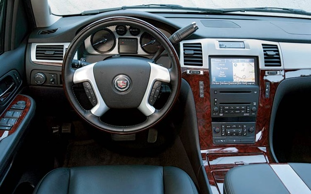 Cadillac Escalade Ext Pic X