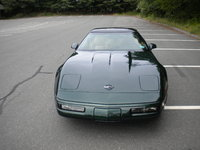1994 Chevrolet Corvette Coupe, Picture of 1994 Chevrolet Corvette 2 Dr STD Hatchback, exterior