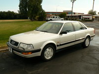 1990 Audi 5000 Overview