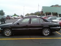 2005 Buick Park Avenue Ultra, I saw this Park Avenue Ultra today at the Holiday Inn.  This must be an 04 or 05., exterior