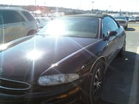 1999 Buick Riviera Supercharged Coupe, The one had a landau roof., exterior