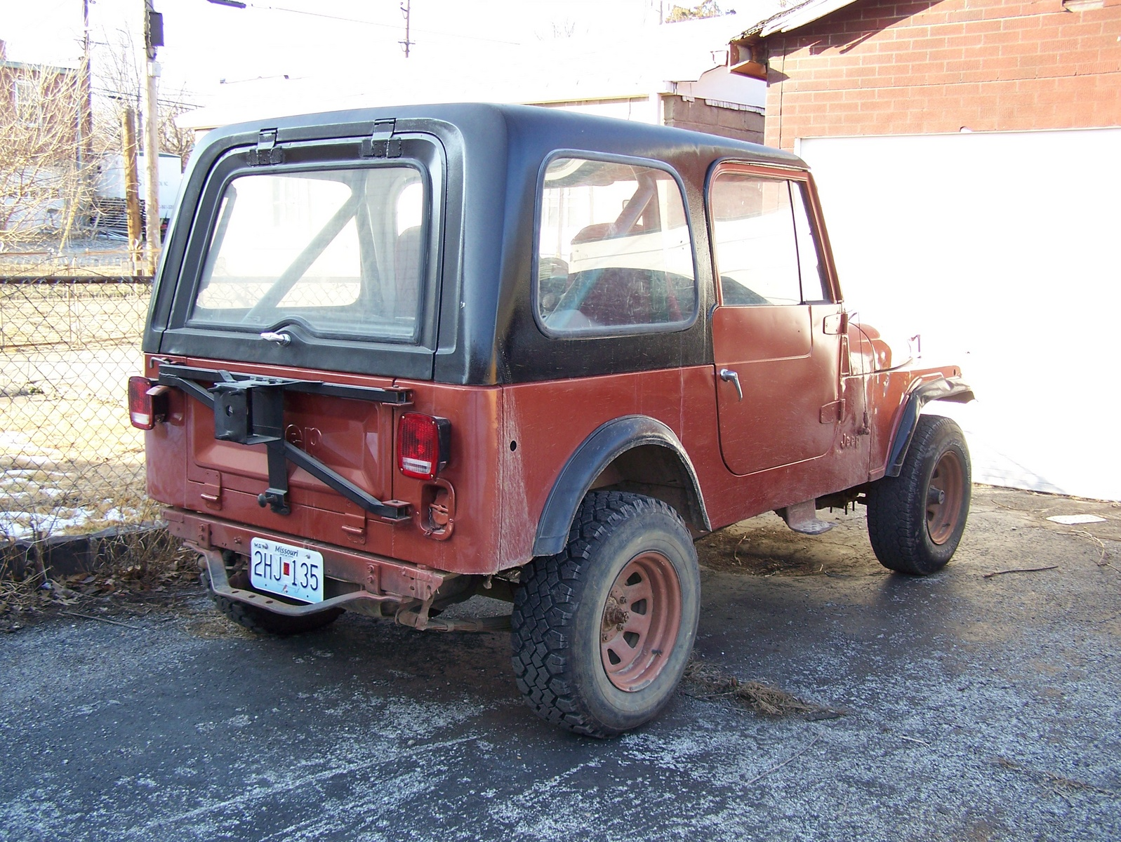 Hardtop For Jeep Wrangler Tj Wiring Diagram Cj7 Yj Get Free Image About