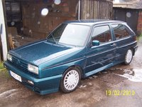 1991 Volkswagen Golf Overview