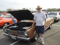 Picture of 1966 Plymouth Barracuda, exterior, engine