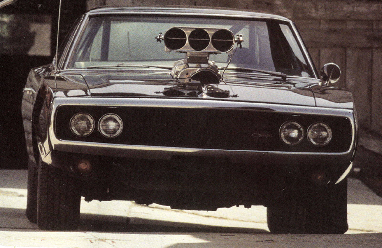 1969 Dodge Charger picture, exterior