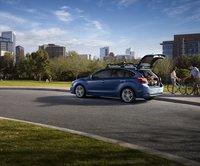 2012 Subaru Impreza, Left Side View (Subaru of America, Inc.), exterior, manufacturer
