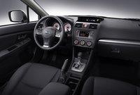 2012 Subaru Impreza, Interior View (Subaru of America, Inc.), interior, manufacturer