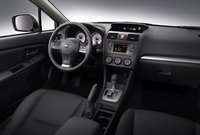 2012 Subaru Impreza, Interior View (Subaru of America, Inc.), interior, manufacturer