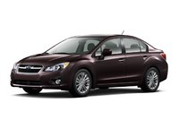 2012 Subaru Impreza, Front Left Quarter View (Subaru of America, Inc.), exterior, manufacturer, gallery_worthy