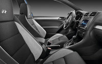 2012 Volkswagen Golf, Interior View (Volkswagen AG), interior, manufacturer