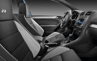 2012 Volkswagen Golf, Interior View (Volkswagen AG), manufacturer, interior