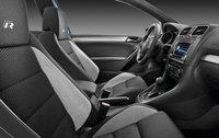 2012 Volkswagen Golf, Interior View (Volkswagen AG), interior, manufacturer