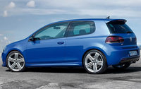 2012 Volkswagen Golf, Left Side View (Volkswagen AG), manufacturer, exterior