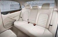 2012 Volkswagen Passat, Interior View (Volkswagen AG), interior, manufacturer