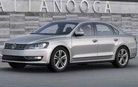 2012 Volkswagen Passat Picture Gallery