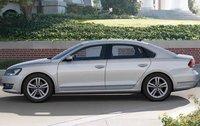 2012 Volkswagen Passat, Left Side View (Volkswagen AG), exterior, manufacturer