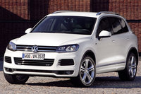 2012 Volkswagen Touareg Picture Gallery