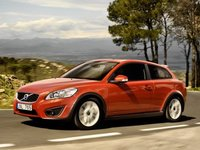 2012 Volvo C30, Left Side View (Aol images), exterior, manufacturer
