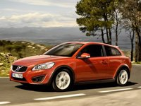 2012 Volvo C30, Left Side View (Aol images), manufacturer, exterior
