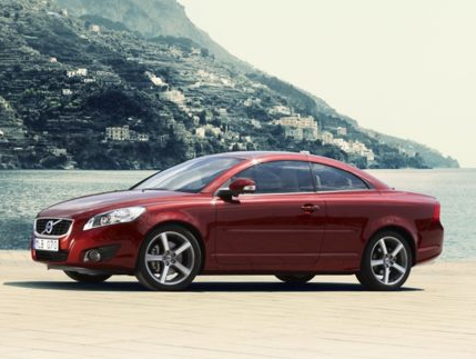 2012 Volvo C70, Left Side View (Aol images), manufacturer, exterior