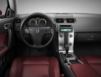 2012 Volvo C70, Interior View (Aol images), interior, manufacturer