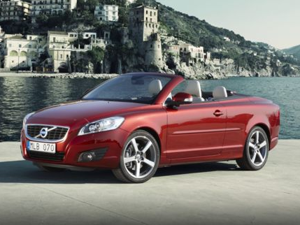 2012 Volvo C70, Front Left Quarter View (Aol images), exterior, manufacturer