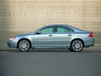 2012 Volvo S80, Left Side View (Aol images), exterior, manufacturer