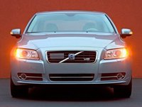 2012 Volvo S80, Front View (Aol images), exterior, manufacturer