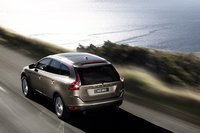 2012 Volvo XC60, Back View (Volvo Cars of North America, Inc.), exterior, manufacturer
