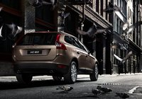 2012 Volvo XC60, Back RIght Quarter View (Volvo Cars of North America, Inc.), exterior, manufacturer