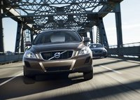 2012 Volvo XC60, Front View (Volvo Cars of North America, Inc.), exterior, manufacturer