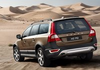 2012 Volvo XC70, Back Left Quarter View (Volvo Cars of North America, Inc.), manufacturer, exterior