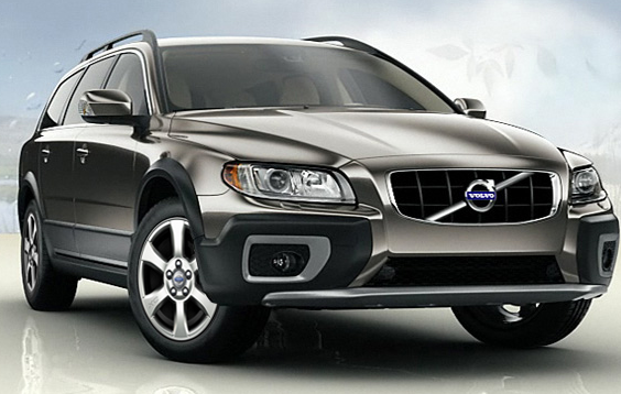 2012 Volvo XC70, Front Right Quarter View (Volvo Cars of North America, Inc.), manufacturer, exterior
