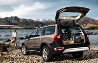 2012 Volvo XC70, Back View (Volvo Cars of North America, Inc.), exterior, interior, manufacturer