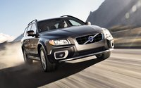 2012 Volvo XC70, Front View (Volvo Cars of North America, Inc.), exterior, manufacturer