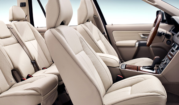 2012 Volvo XC90, Interior View (Ford Motor Company), interior, manufacturer, gallery_worthy