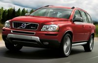 2012 Volvo XC90, Front Left Quarter View (Ford Motor Company), exterior, manufacturer