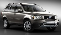 2012 Volvo XC90, Front Right Quarter View (Ford Motor Company), exterior, manufacturer
