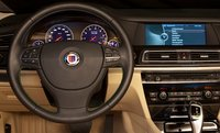 2011 BMW Alpina B7, Interior View (BMW of North America, Inc.), interior, manufacturer