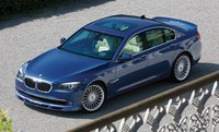 2011 BMW Alpina B7, Overhead View (BMW of North America, Inc.), manufacturer, exterior