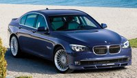 2011 BMW Alpina B7, Front Right Quarter View (BMW of North America, Inc.), exterior, manufacturer