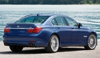2011 BMW Alpina B7, Back Right Quarter View (BMW of North America, Inc.), manufacturer, exterior