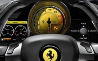 2011 Ferrari 458 Italia, Interior View (Ferrari North America), interior, manufacturer