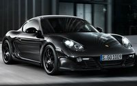 2011 Porsche Cayman, Front Right Quarter View (Porsche Cars North America, Inc.), manufacturer, exterior