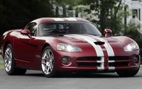2010 Dodge Viper, Front Right Quarter View (Chrysler LLC), manufacturer, exterior